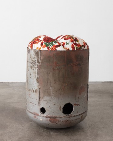 Elad Lassry, Untitled (Pod, Holiday Peppers and Bows, 2), 2018 , 303 Gallery