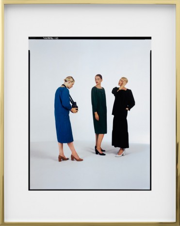 Elad Lassry, Untitled (Assignment 96-10), 2018 , 303 Gallery