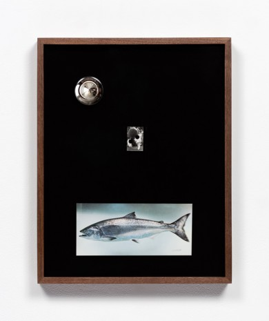 Elad Lassry, Untitled (Boots, King Salmon), 2018 , 303 Gallery