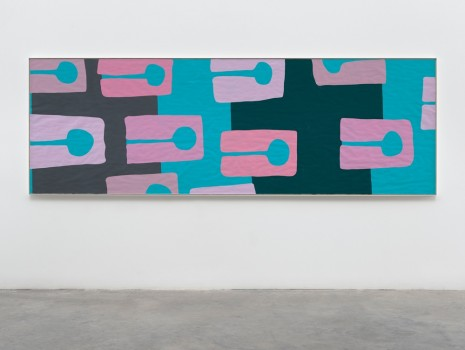 Gary Hume, Shadows, 2018 , Matthew Marks Gallery