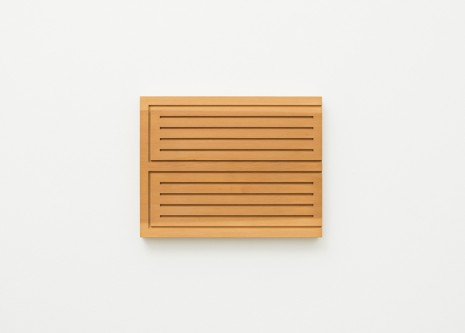 Donald Judd, Untitled, 1989 , Alison Jacques Gallery