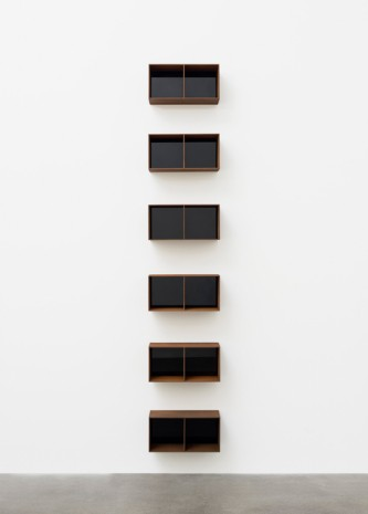 Donald Judd, Untitled 90-3 Donaldson, 1990 , Alison Jacques Gallery