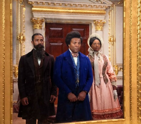 Isaac Julien, Serenade (Lessons of The Hour), 2019 , Metro Pictures