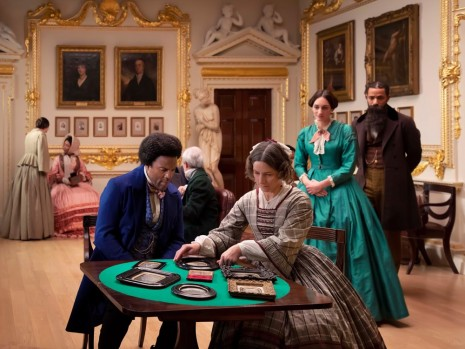 Isaac Julien, J.P. Ball Salon 1867 (Lessons of The Hour), 2019 , Metro Pictures