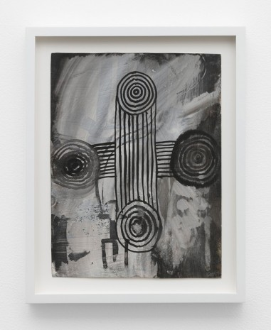 Chris Martin, Untitled, 1984 , David Kordansky Gallery