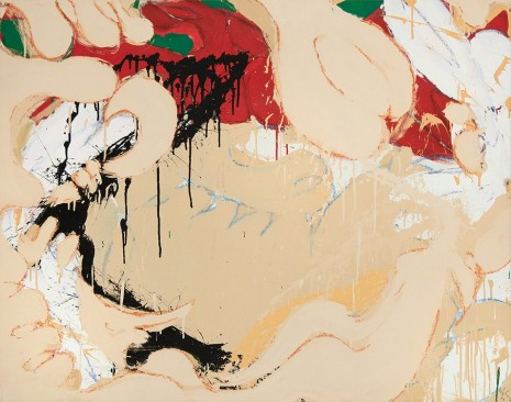 Norman Bluhm, Untitled, 1976