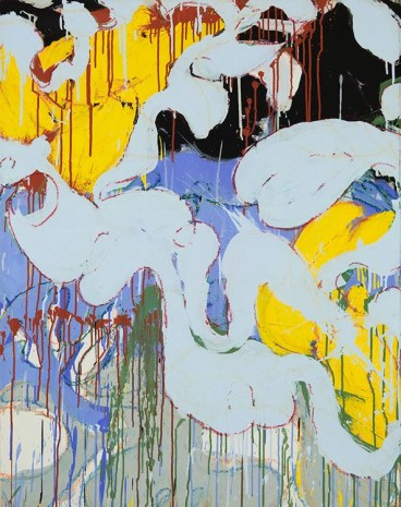 Norman Bluhm, Untitled, 1976, Hollis Taggart