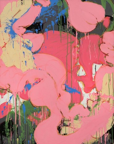 Norman Bluhm, Untitled, 1974, Hollis Taggart