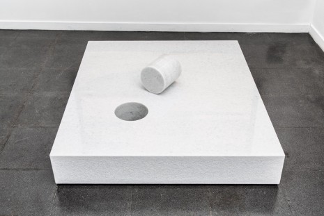 Nobuo Sekine, Phase of Nothingness – Mother Earth, 1970/2015, Cardi Gallery