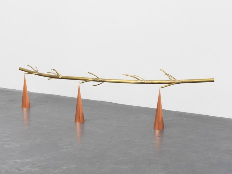 Keiji Uematsu, Situation - Floating Form, 2010 , Simon Lee Gallery
