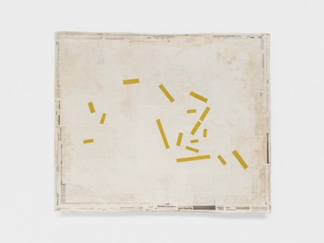 Mark Manders, Composition with Yellow, 2005-19, Tanya Bonakdar Gallery