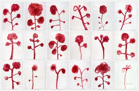 Louise Bourgeois, Les Fleurs, 2009, Hauser & Wirth