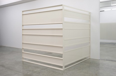 Liam Gillick, And or Und, 2012, Casey Kaplan