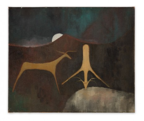 Luchita Hurtado, Untitled, c. 1940s, Hauser & Wirth