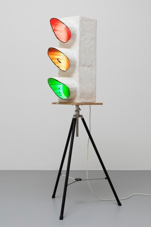 Atelier Van Lieshout, Traffic Light, 2016 , Giò Marconi