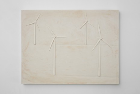 Anna-Bella Papp, Untitled (wind farm), 2018, Modern Art