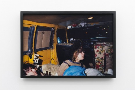 Robin Graubard, Kim in Van or Kim's Dolls (Lower East side, NYC), 1985/2007 , Office Baroque