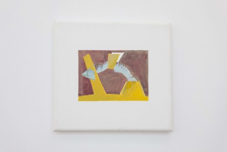 Andrew Kerr, Yellow Bands, 2019 , The Modern Institute