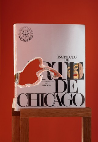 Mariana Castillo Deball, Do ut des Chicago II, 2019, kurimanzutto