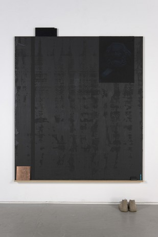 Michael Wilkinson, Black Factory , 2012, The Modern Institute