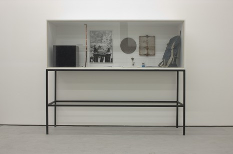 Michael Wilkinson, Vitrine 3 , 2012, The Modern Institute