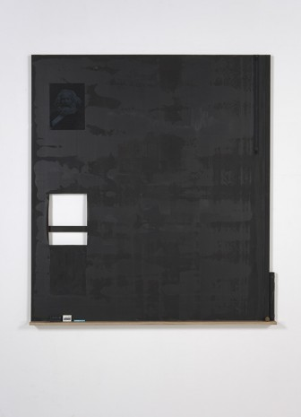 Michael Wilkinson, Diptych, 2012, The Modern Institute