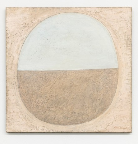 Adrian Morris, Landscape through a Circular Port I, 1961 , Galerie Neu