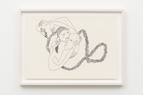 Christina Quarles, In My Love, 2019 , Regen Projects