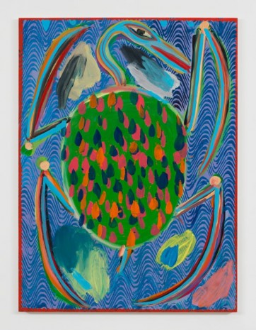 Josh Smith, Turtle, 2019 , David Zwirner