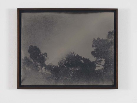 Lisa Oppenheim, Passage of the moon over two hours, Arachon, France Ca. 1870s/2012, April 17, 2012, Harris Lieberman (closed)