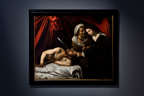 Michelangelo Merisi, known as Caravaggio (1571-1610), Judith and Holofernes, circa 1607, kamel mennour