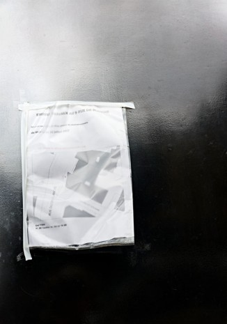 Candida Höfer, Envelope 2019, 2019 , VNH Gallery