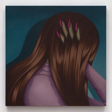 Julie Curtiss, Comb Through, 2019 , Anton Kern Gallery