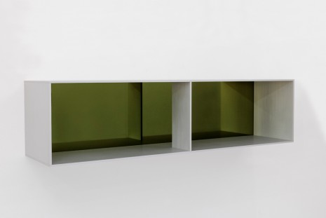 Donald Judd, Untitled, 1991, Galerie Thaddaeus Ropac