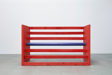 Donald Judd, Untitled, 1963, Galerie Thaddaeus Ropac