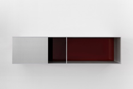 Donald Judd, Untitled, 1991 , Galerie Thaddaeus Ropac