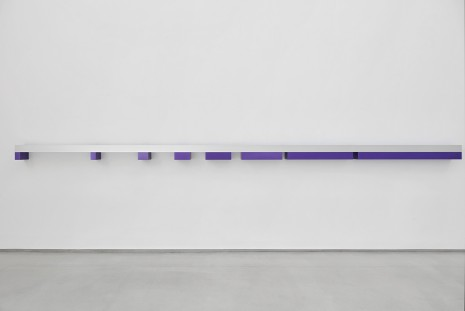Donald Judd, Untitled, 1970 , Galerie Thaddaeus Ropac
