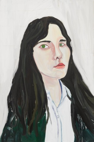Chantal Joffe, Big Head, 2019 , Victoria Miro