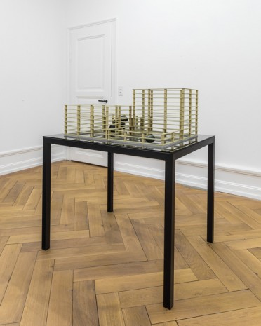Jorge Méndez Blake, Project for an Empty Library (For James Joyce), 2019 , Mai 36 Galerie