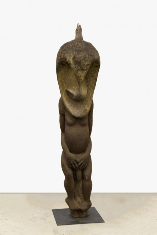 , Grade Society Figure, Ambrym Island, early 20th century, Venus Over Manhattan