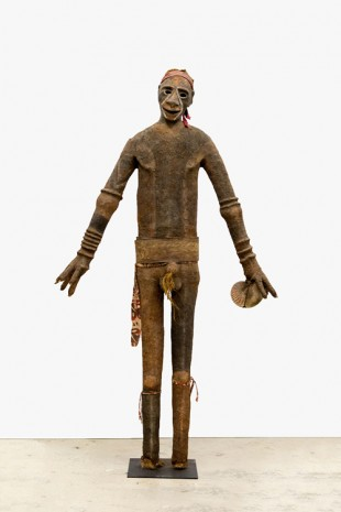 , Malekula Rambaramp Effigy, early 20th century, Venus Over Manhattan