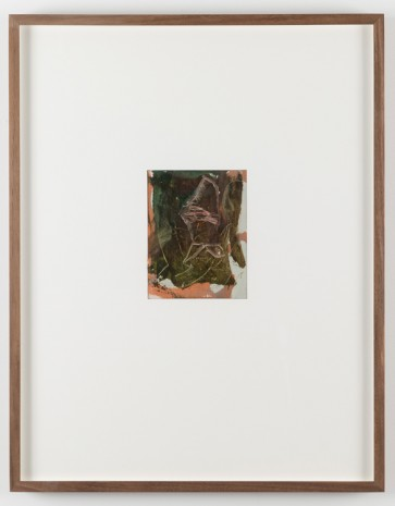 Olav Christopher Jenssen, The Very Small Rubicon Paintings No. 03, 2019, Galleri Riis