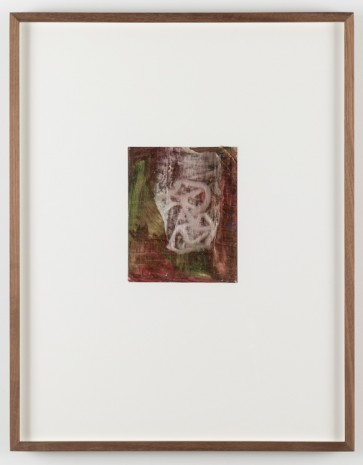 Olav Christopher Jenssen, The Very Small Rubicon Paintings No. 04, 2019, Galleri Riis