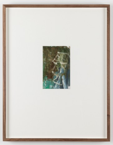 Olav Christopher Jenssen, The Very Small Rubicon Paintings No. 05, 2019, Galleri Riis