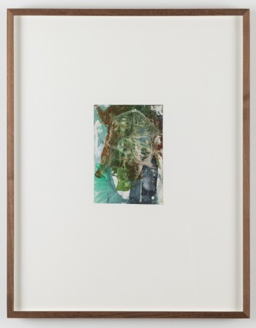 Olav Christopher Jenssen, The Very Small Rubicon Paintings No. 06, 2019, Galleri Riis