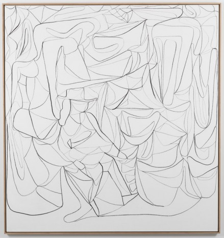 Olav Christopher Jenssen, The Inventarium Drawing No. 02, 2018 , Galleri Riis