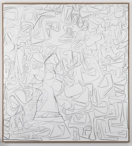 Olav Christopher Jenssen, The Inventarium Drawing No. 05, 2018 , Galleri Riis