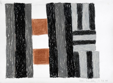Sean Scully, 12.26.84, 1984 , Galerie Lelong & Co.