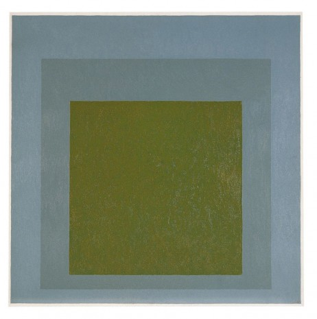 Josef Albers, Study for Homage to the Square: Ripening, 1968 , Hauser & Wirth