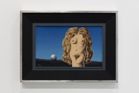 René Magritte, The Rape, 1942 , Hauser & Wirth